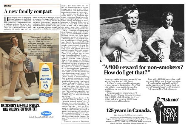Article Preview: A new family compact, FEBRUARY 28,1983 1983 | Maclean's