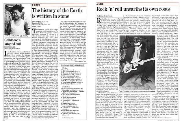 Article Preview: Rock 'n' roll unearths its own roots, FEBRUARY 28,1983 1983 | Maclean's