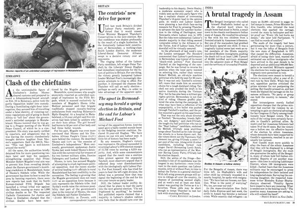 Article Preview: The centrists' new drive for power, March 1983 | Maclean's