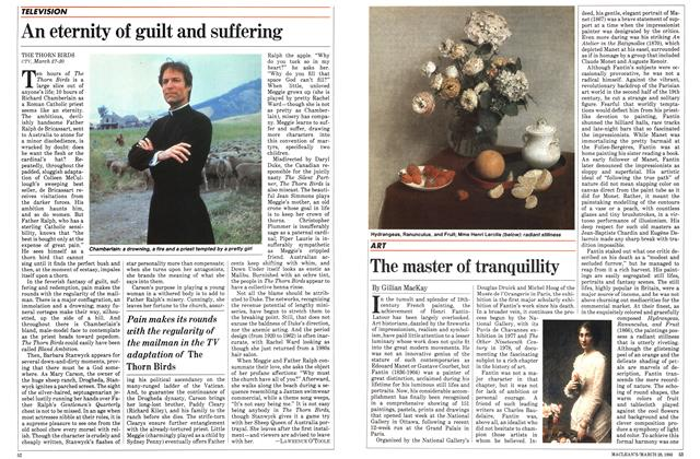 Article Preview: An eternity of guilt and suffering, March 1983 | Maclean's