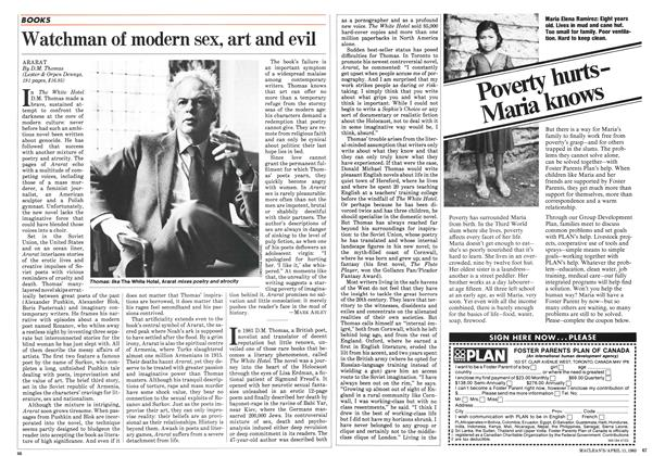 Article Preview: Watchman of modern sex, art and evil, April 1983 | Maclean's