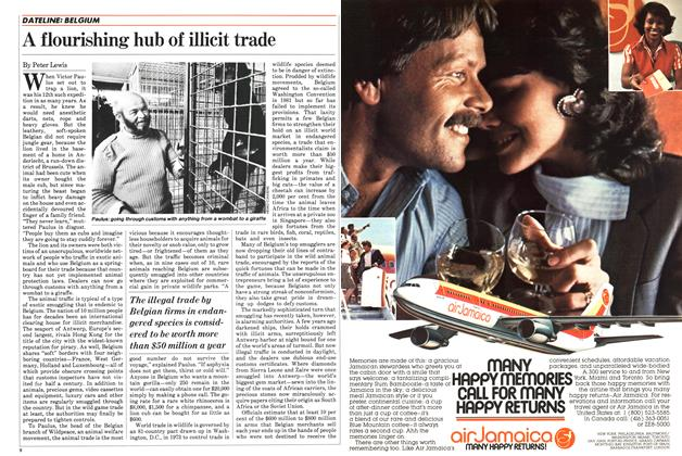 Article Preview: A flourishing hub of illicit trade, May 1983 | Maclean's