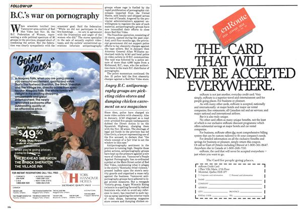 Article Preview: B.C.'s war on pornography, May 1983   Maclean's