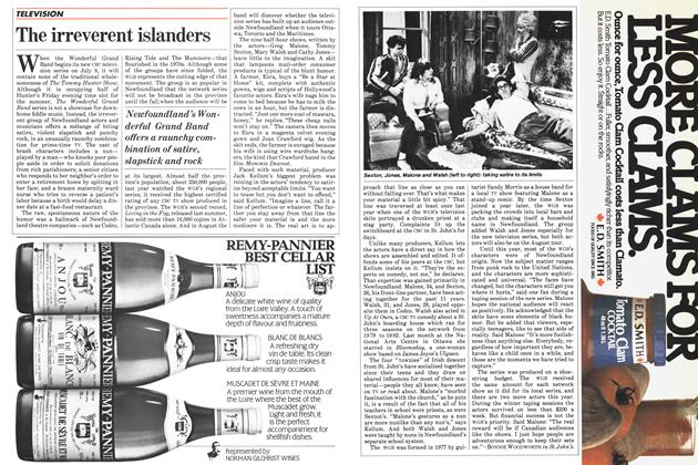 Article Preview: The irreverent islanders, July 1983 | Maclean's