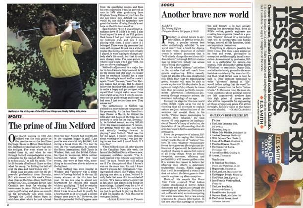 Article Preview: The prime of Jim Nelford, August 1983 | Maclean's