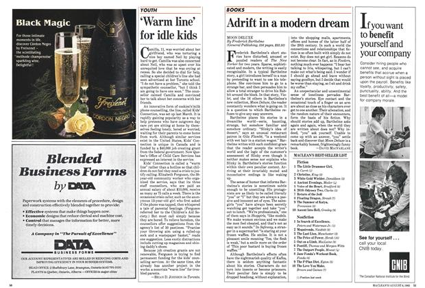 Article Preview: Adrift in a modern dream, August 1983 | Maclean's