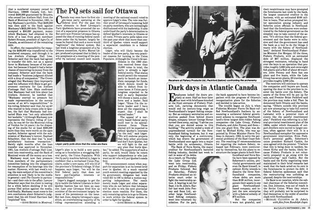 Article Preview: Dark days in Atlantic Canada, September 1983 | Maclean's