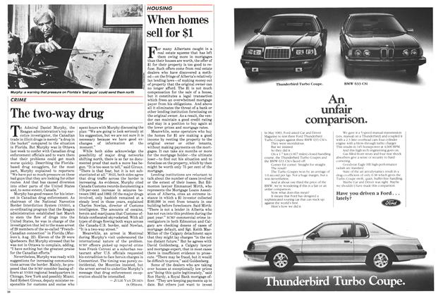 Article Preview: The two-way drug, September 1983 | Maclean's