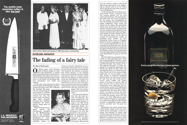 Article Preview: The fading of a fairy tale, September 1983 | Maclean's