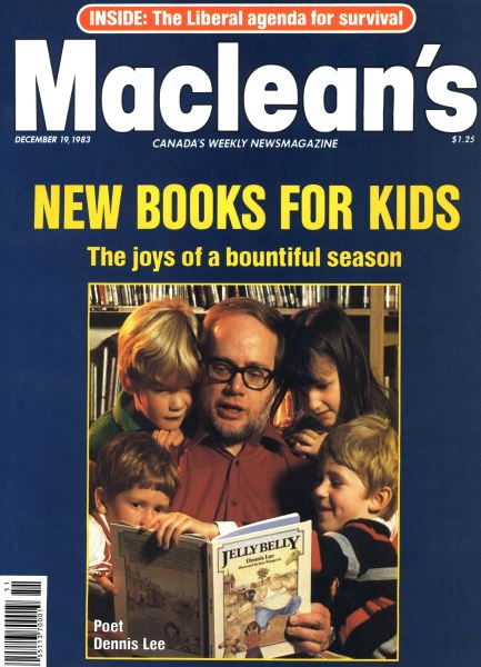Issue: - December 1983   Maclean's