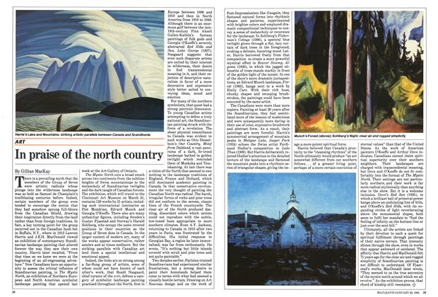Article Preview: In praise of the north country, January 1984 | Maclean's
