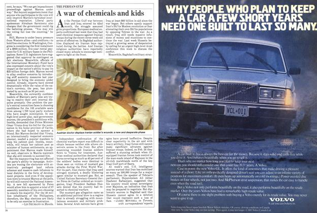 Article Preview: A war of chemicals and kids, March 1984   Maclean's
