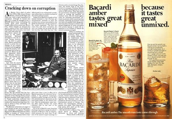 Article Preview: Cracking down on corruption, April 1984 | Maclean's