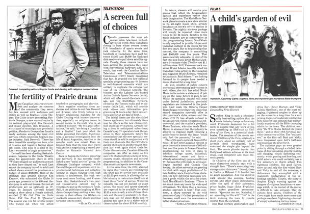Article Preview: A child's garden of evil, April 1984 | Maclean's