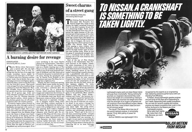 Article Preview: Sweet charms of a street gang, May 1984 | Maclean's