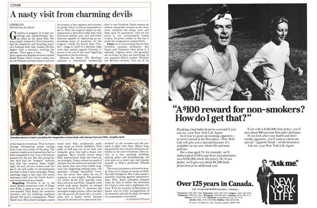 Article Preview: A nasty visit from charming devils, June 1984 | Maclean's