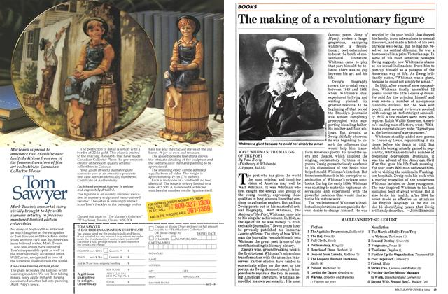 Article Preview: The making of a revolutionary figure, June 1984 | Maclean's