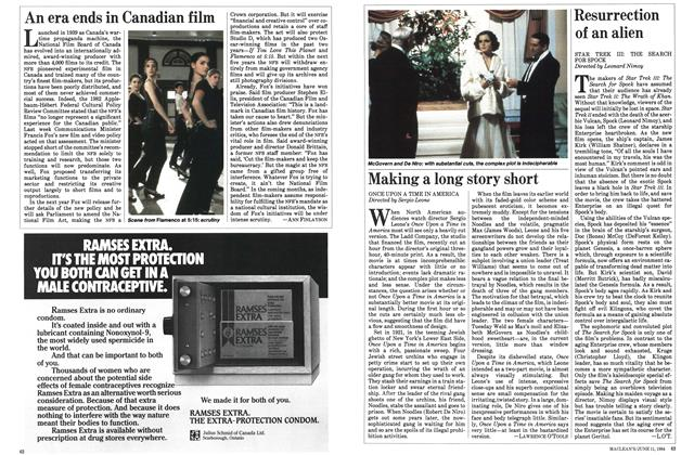Article Preview: Making a long story short, June 1984 | Maclean's