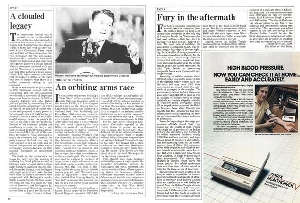 Article Preview: A clouded legacy, June 1984 | Maclean's