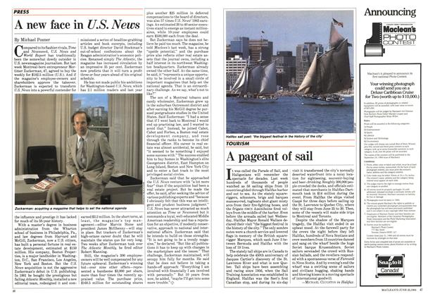 Article Preview: A new face in U.S. News, June 1984 | Maclean's