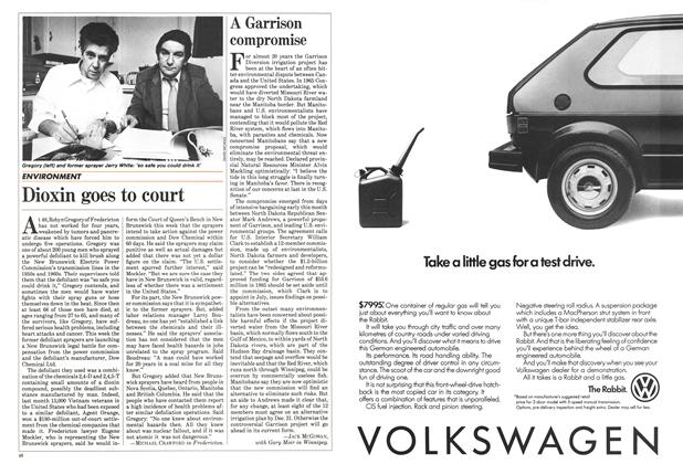 Article Preview: A Garrison compromise, June 1984 | Maclean's