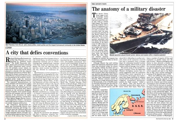 Article Preview: The anatomy of a military disaster, July 1984   Maclean's