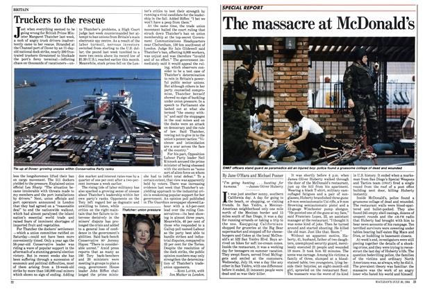 Article Preview: The massacre at McDonald's, July 30 1984 | Maclean's