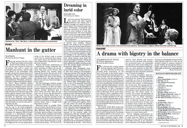 Article Preview: A drama with bigotry in the balance, September 1984 | Maclean's