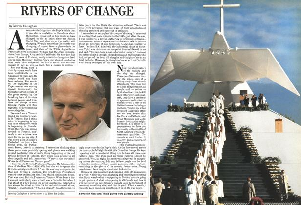 Article Preview: RIVERS OF CHANGE, October 1984 | Maclean's