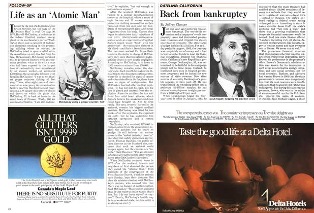 Article Preview: Back from bankruptcy, October 1984 | Maclean's