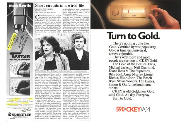 Article Preview: Short circuits in a wired life, October 1984 | Maclean's