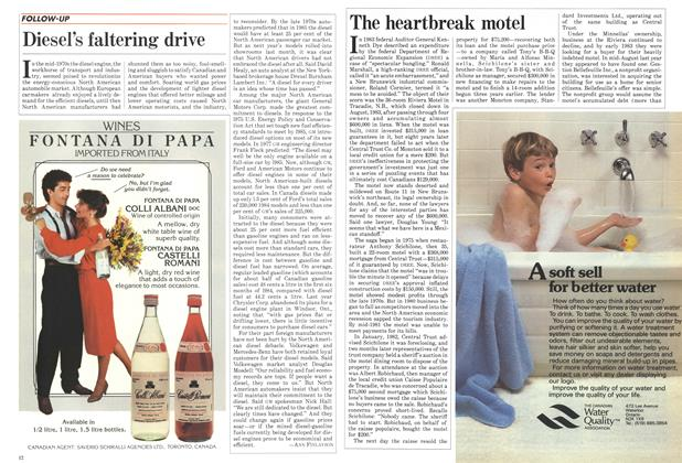 Article Preview: The heartbreak motel, October 1984 | Maclean's