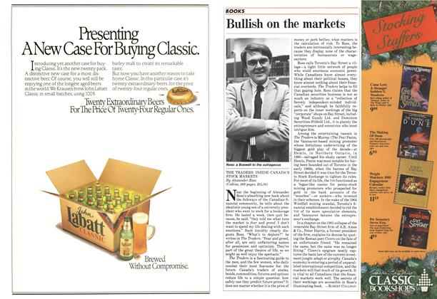 Article Preview: Bullish on the markets, December 1984 | Maclean's
