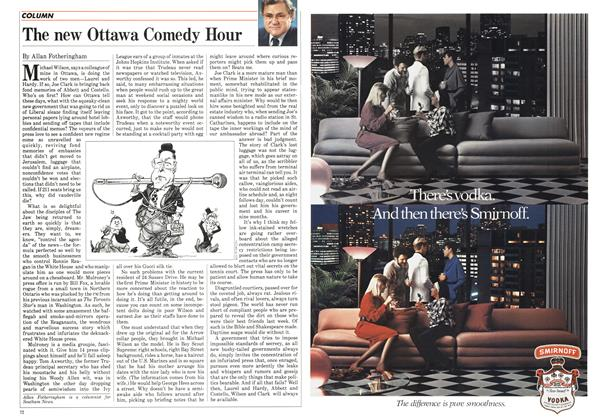 Article Preview: The new Ottawa Comedy Hour, December 1984 | Maclean's