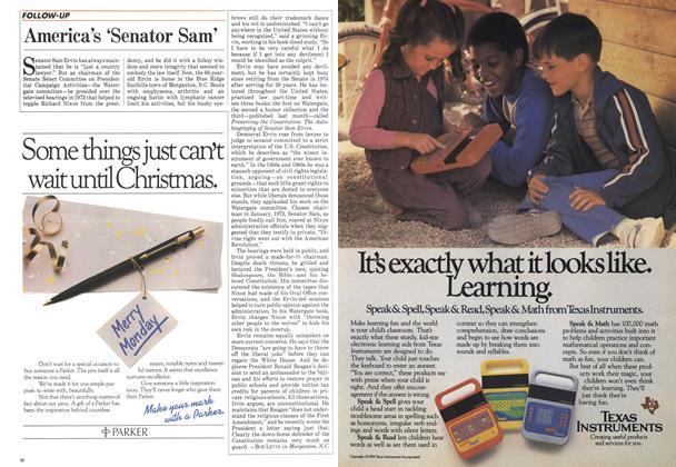 Article Preview: America's 'Senator Sam', December 1984 | Maclean's