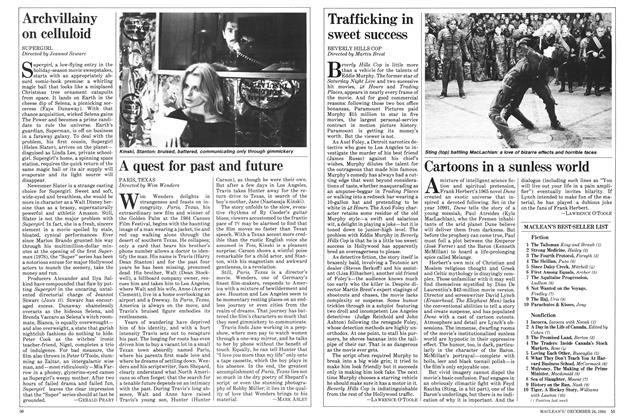 Article Preview: Trafficking in sweet success, December 1984 | Maclean's