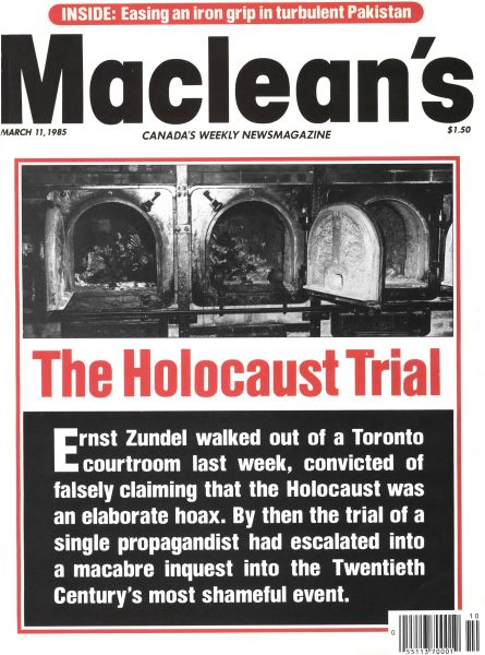 Issue: - March 1985   Maclean's