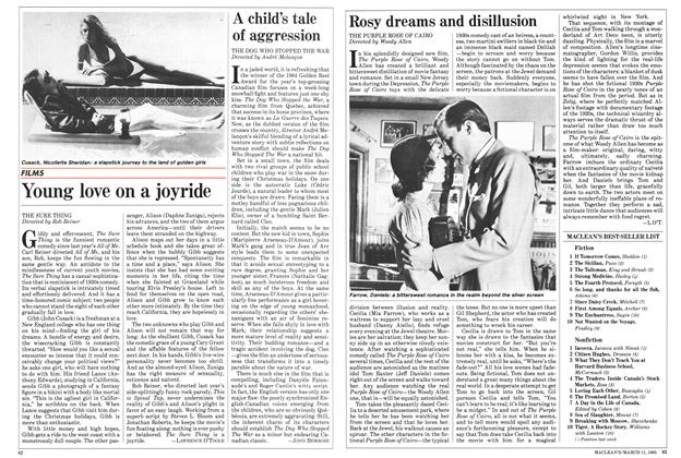 Article Preview: A child's tale of aggression, March 1985 | Maclean's
