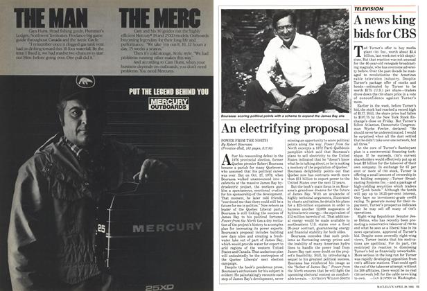 Article Preview: An electrifying proposal, April 1985 | Maclean's