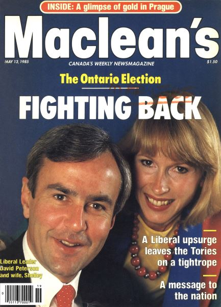 Issue: - May 1985 | Maclean's