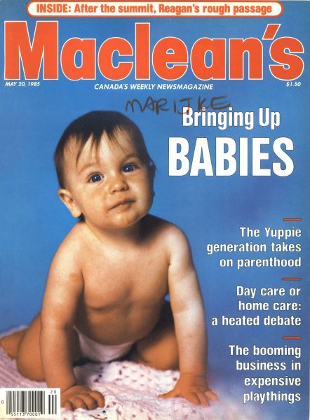 Issue: - May 1985   Maclean's