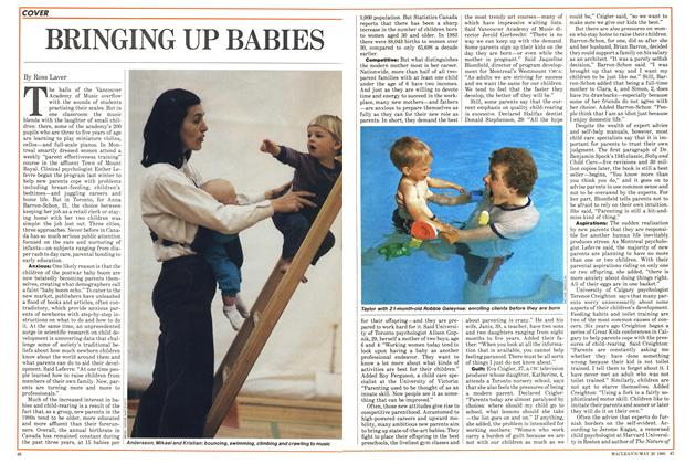 Article Preview: BRINGING UP BABIES, May 1985 | Maclean's