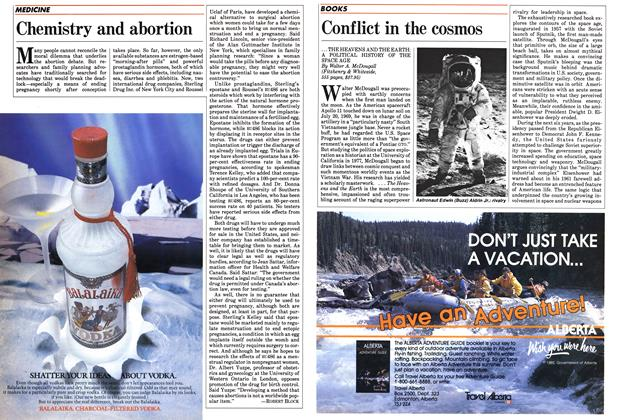 Article Preview: Chemistry and abortion, May 1985 | Maclean's