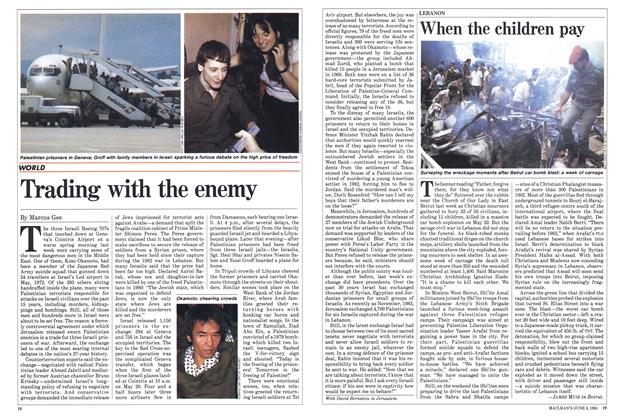 Article Preview: Trading with the enemy, June 1985 | Maclean's