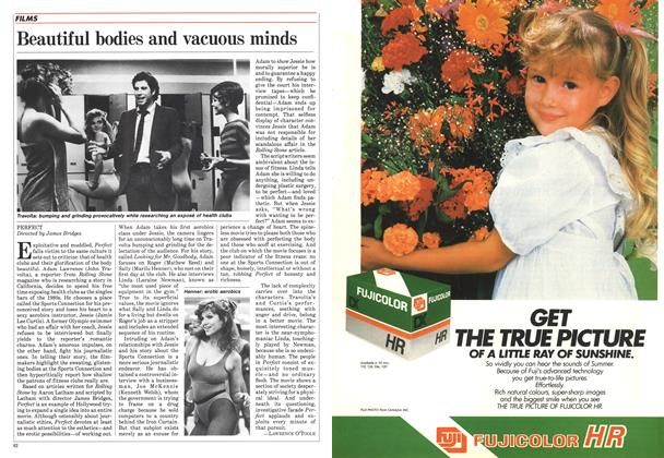 Article Preview: Beautiful bodies and vacuous minds, June 1985 | Maclean's