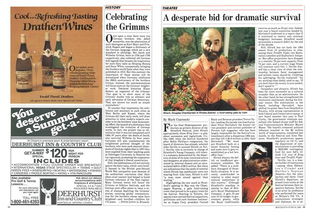 Article Preview: Celebrating the Grimms, June 1985 | Maclean's