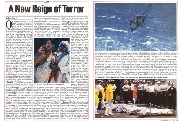 Article Preview: A New Reign of Terror, July 1985 | Maclean's