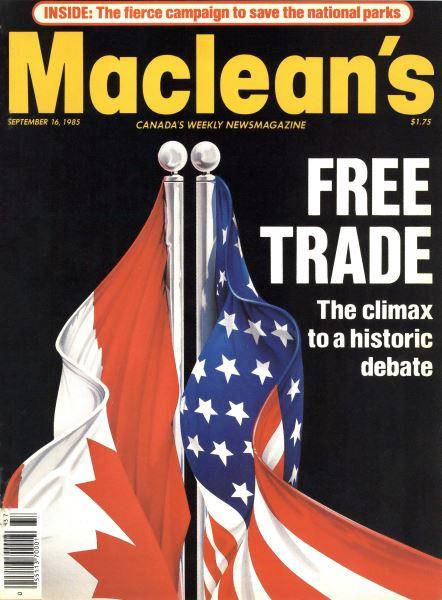 Issue: - September 1985   Maclean's