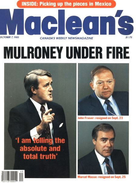 Issue: - October 1985 | Maclean's