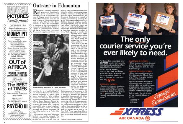 Article Preview: Outrage in Edmonton, October 1985 | Maclean's
